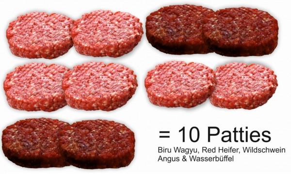 "Paket ""ALL-IN Burger Patties"""