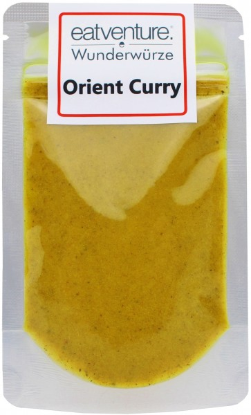 Wunderwürze, Orient Curry, 48g