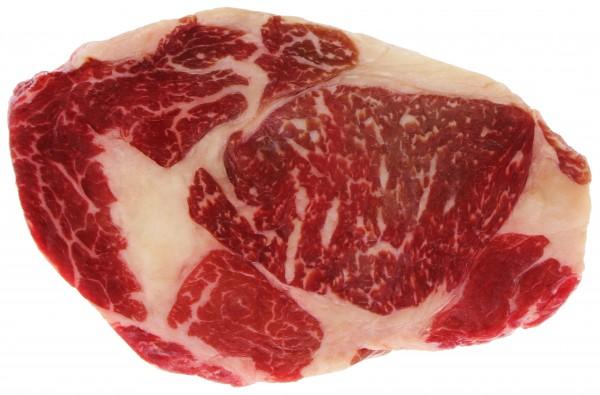 Galloway Ribeye Steak, 8 Wochen ShioMizu Aged