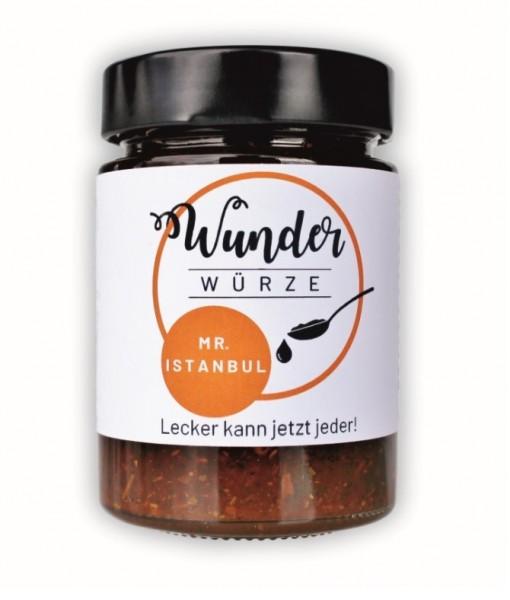 Wunderwürze, Mr. Istanbul, 165g Glas