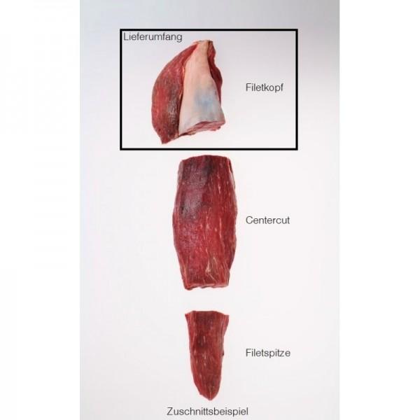 Red Heifer Filetkopf, 3 Wochen Dry Aged