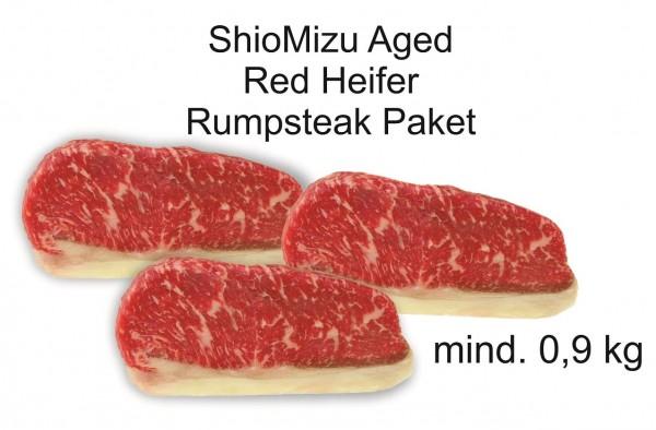 """Paket """"ShioMizu Aged Red Heifer Rumpsteak Paket"""""""