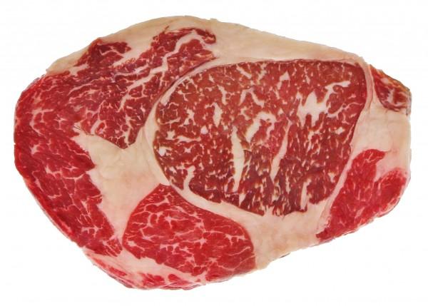 Red Heifer Ribeye Steak, 8 Wochen ShioMizu Aged