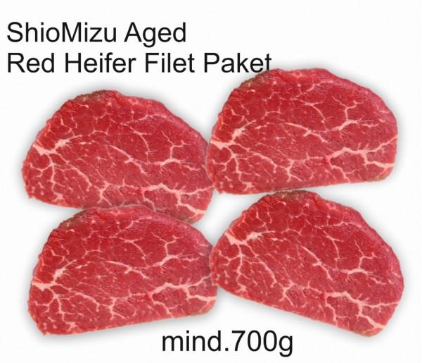 """Paket """"ShioMizu Aged Red Heifer Filet"""""""