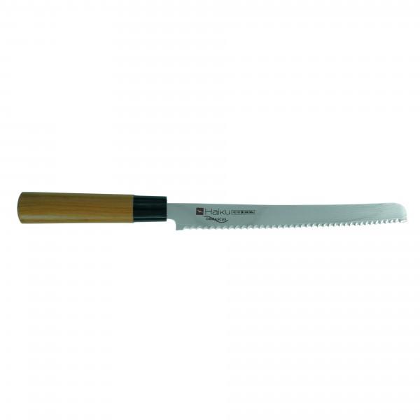 CHROMA HAIKU DAMASUS Brotmesser, 25 cm
