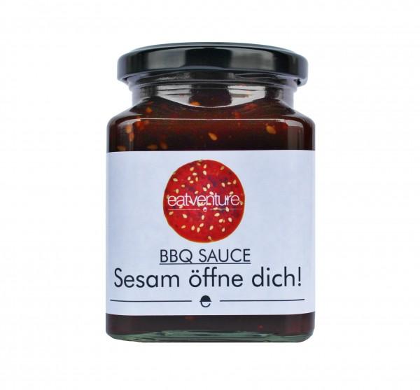 Sesam öffne dich!, BBQ Sauce, 260ml