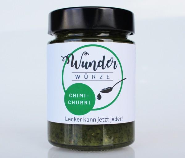 Wunderwürze, Chimichurri, 165g Glas