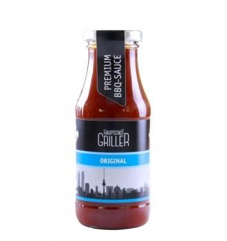 BBQ Originale Sauce, bio, Hauptstadt Griller, 240ml