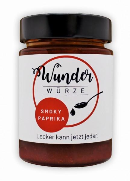 Wunderwürze, Smoky Paprika, 165g Glas