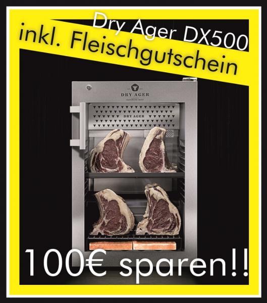 Dry Ager Reifeschrank DX500 + gratis 100€ Gutschein