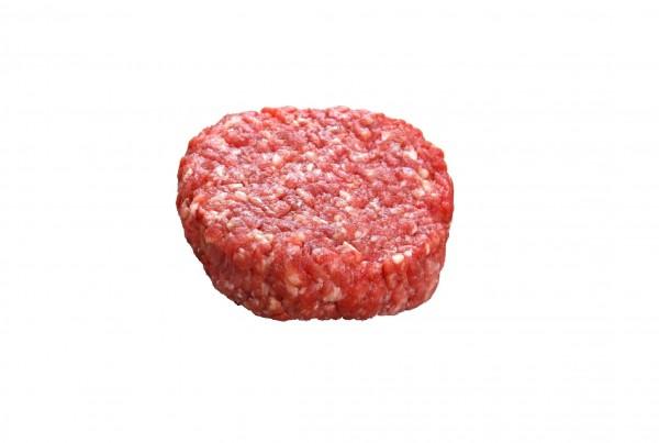 Biru Wagyu Burger Patties Mini, 8 Wochen Dry Aged, 4er Pack, ca. ø 5cm