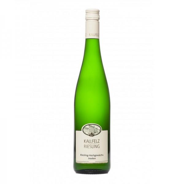 2016er Kallfelz Riesling Hochgewächs, Qualitätswein, trocken, 0,75l