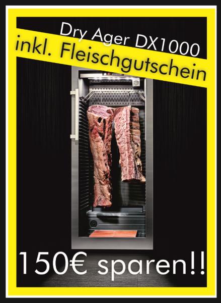 Dry Ager Reifeschrank DX1000 + gratis 150€ Gutschein